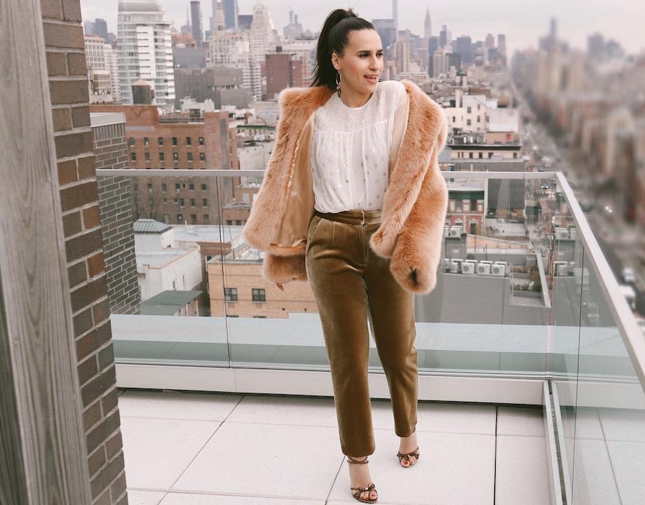 latina fashion blogger nyc