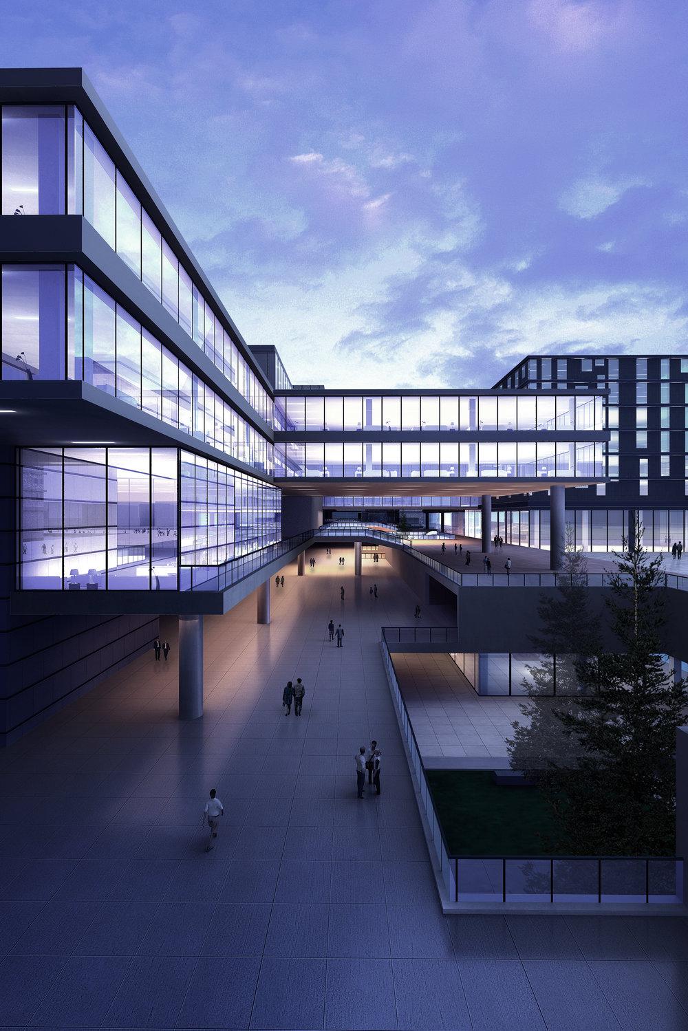 Shanghai  Hongqiao International Medical City