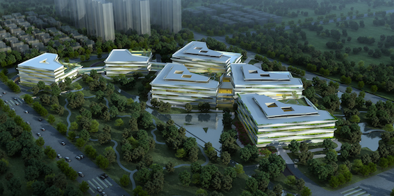 Shanghai Xinchang Comprehensive Medical and Health Center   shanghai, china