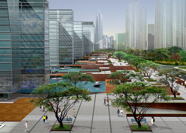 2010 Shanghai EXPO Village Planning