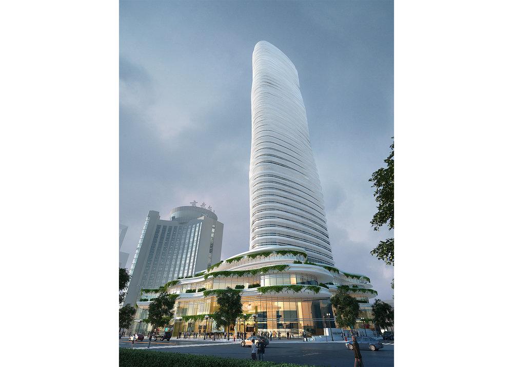 Nanjing Xuanwu Hotel Phase Ⅱ