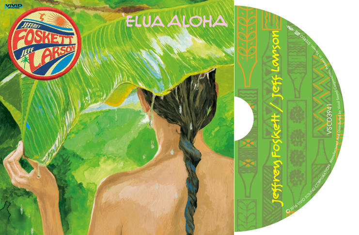 "Now on Vinyl - The CD versions are sold out. Limited Vinyl available.Jeffrey Foskett & Jeff Larson 2018 release ""Elua Aloha""Electric Blue Transparent Vinyl - Download card included with Bonus Tracks""Singer-songwriter Jeff Larson has joined with his longtime collaborator, Jeffrey Foskett of The Beach Boys, for Elua Aloha, an upbeat and inviting celebration of the California sound in all its many colors"