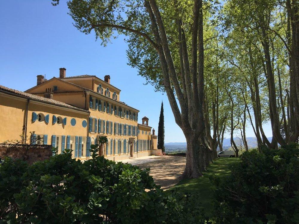 Chateau D'esclans, La Motte - Provence