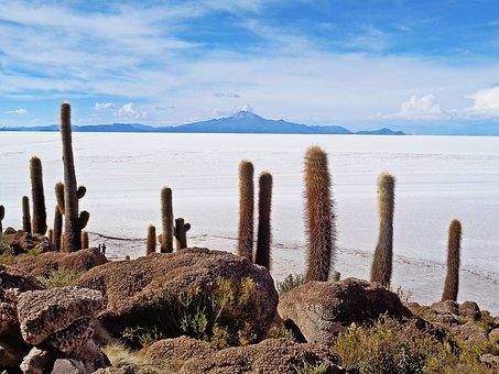 The mystical Salar de Uyuni