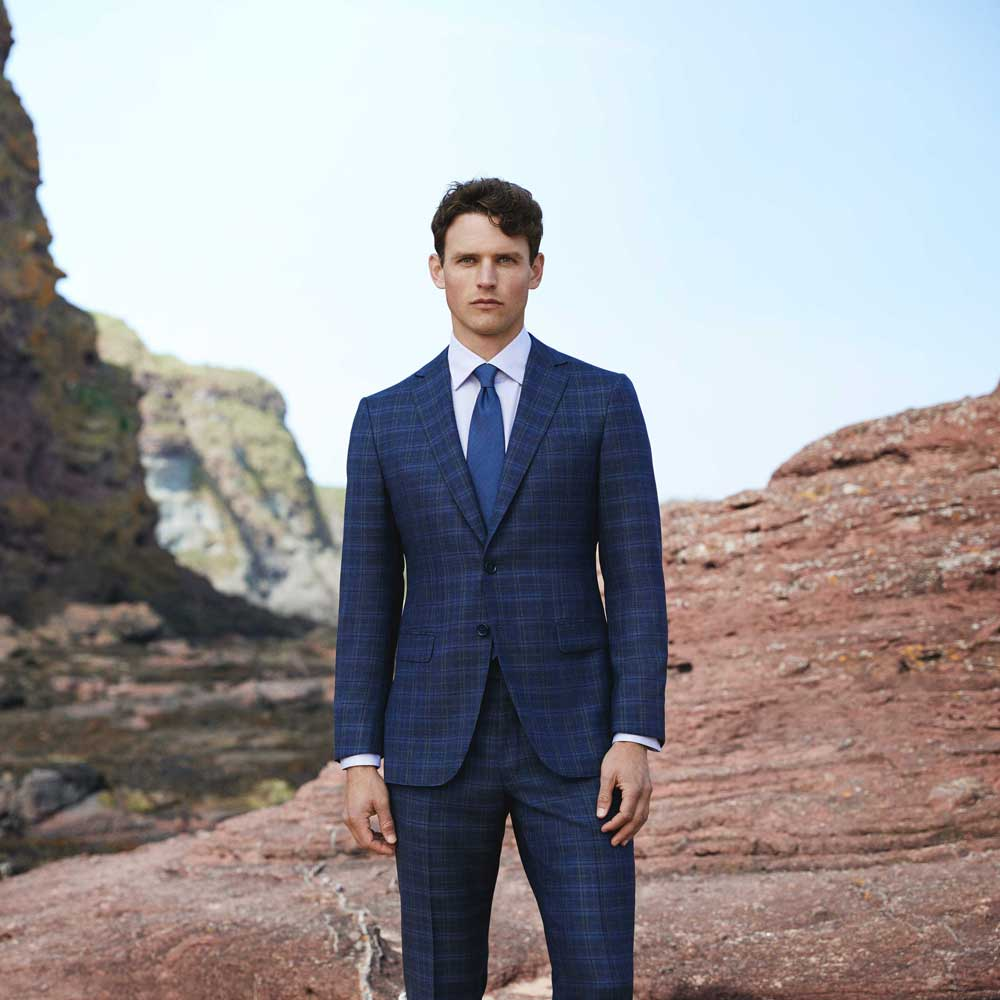 Cloth: Scabal :: Tornado No. 704822