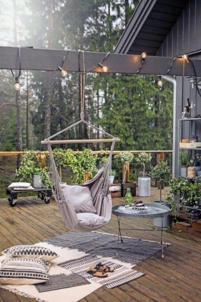 Comfortable Outdoor Space