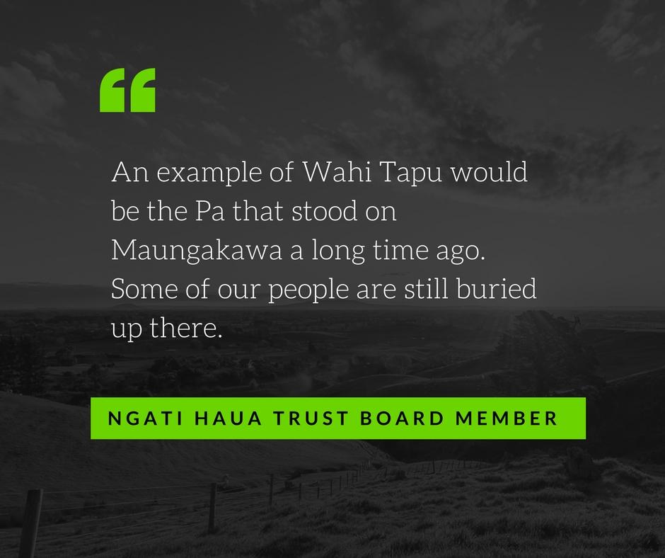 Wahi Tapu