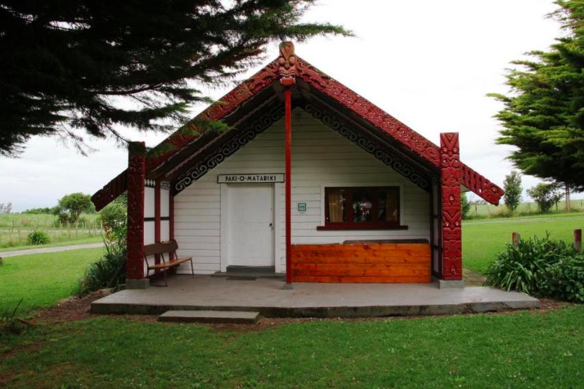 Rukumoana (The Top Pā) Marae
