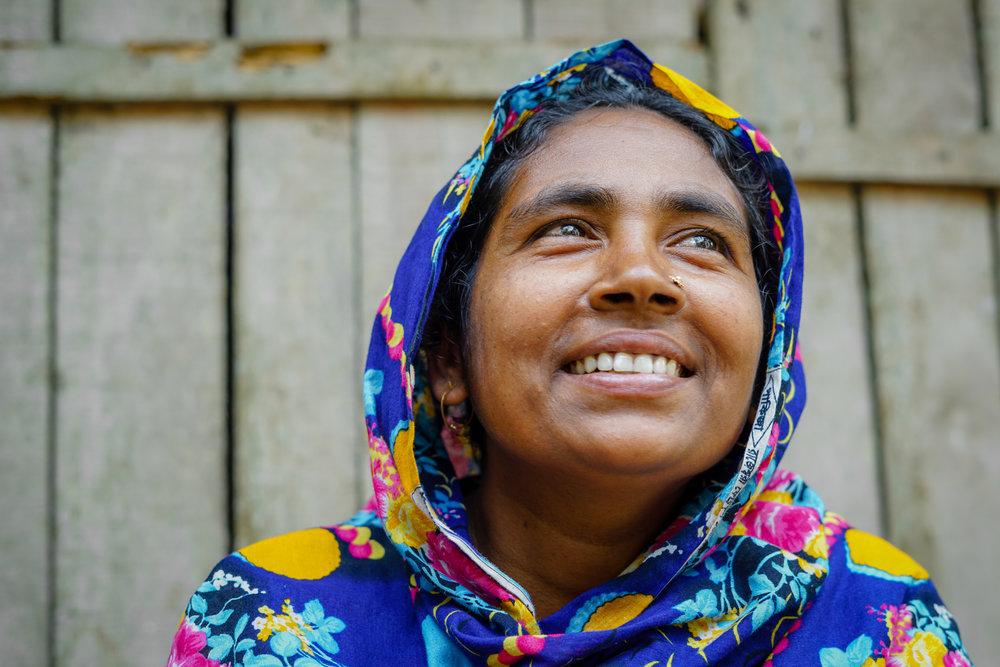 Bangladeshi woman | Bangladesh   ©LaurenKanaChan