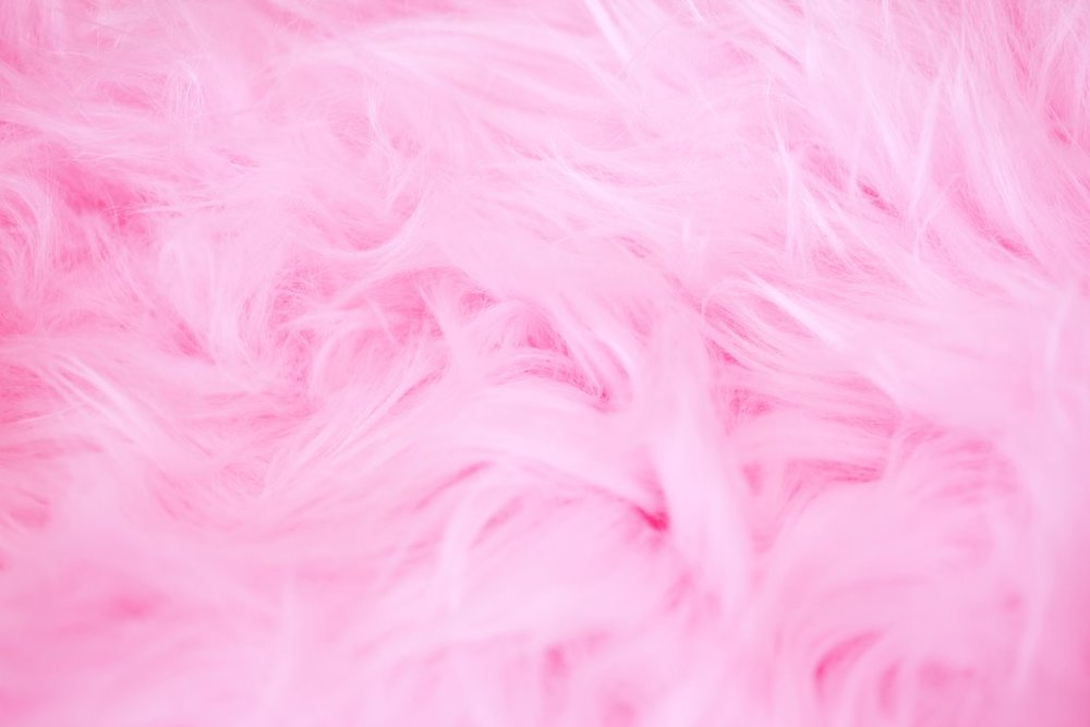Faux fur rug from Kmart. These look super cute, I have two in my room on either side of my bed and goodness me they feel lovely between your toes when you're doing your hair in front of the mirror