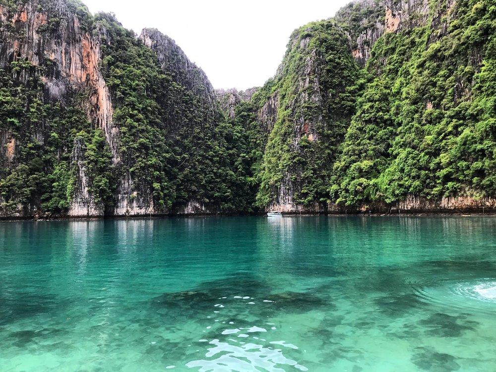 The Lagoon, Koh Phi Phi