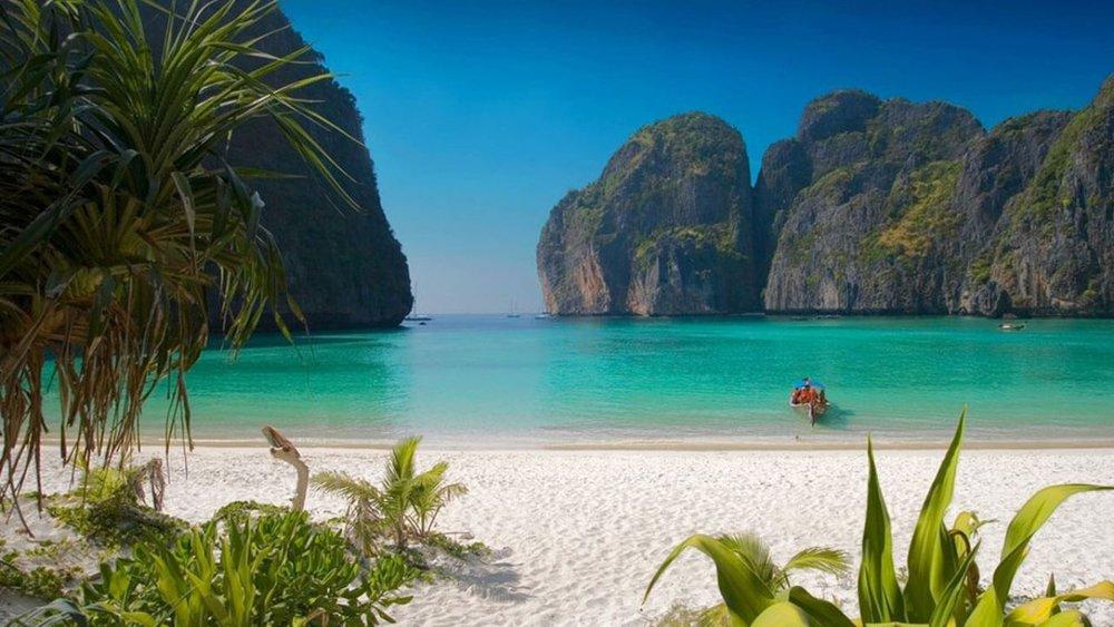 Maya Bay, Phi Phi