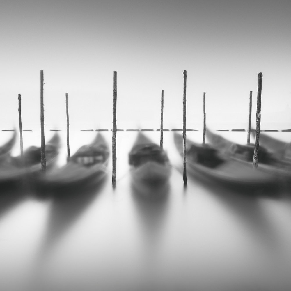 Gondolas Venice 2015