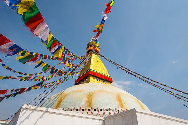 Another image from my trip to the Boudhanath Stupa. I'm coming to the end of my trip in Nepal but I've got some huge plans for the coming months 📷 • • • #landscapephotography#majestic_earth #thevisualscollective #landscape_hunters #fantastic_earthpix #awesomeglobe #NikonEurope #BenroLetsGo #mthrworld #wonderfulplaces #ig_world_colours #killershots #exclusive_earth #ourplanetdaily #liveforthestory #ig_fotogrammers #uk_greatshots #longexpoelite #hubs_united #soft_vision #master_gallery #purplepassport #ig_masterpiece #ig_exquisite #gapnepal #nepalmoments