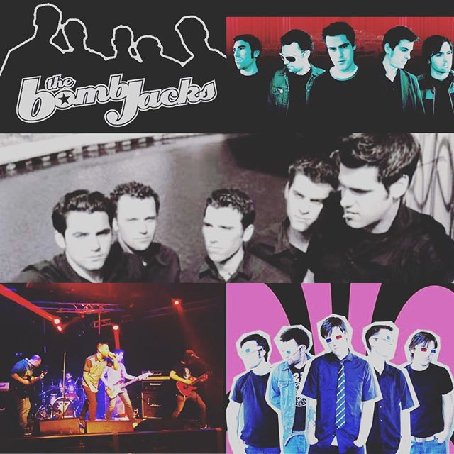 #thebombjacks #20thanniversary #2018