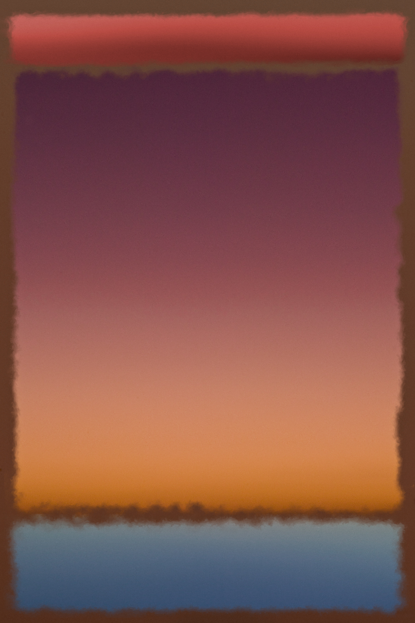 Homage to Rothko 5