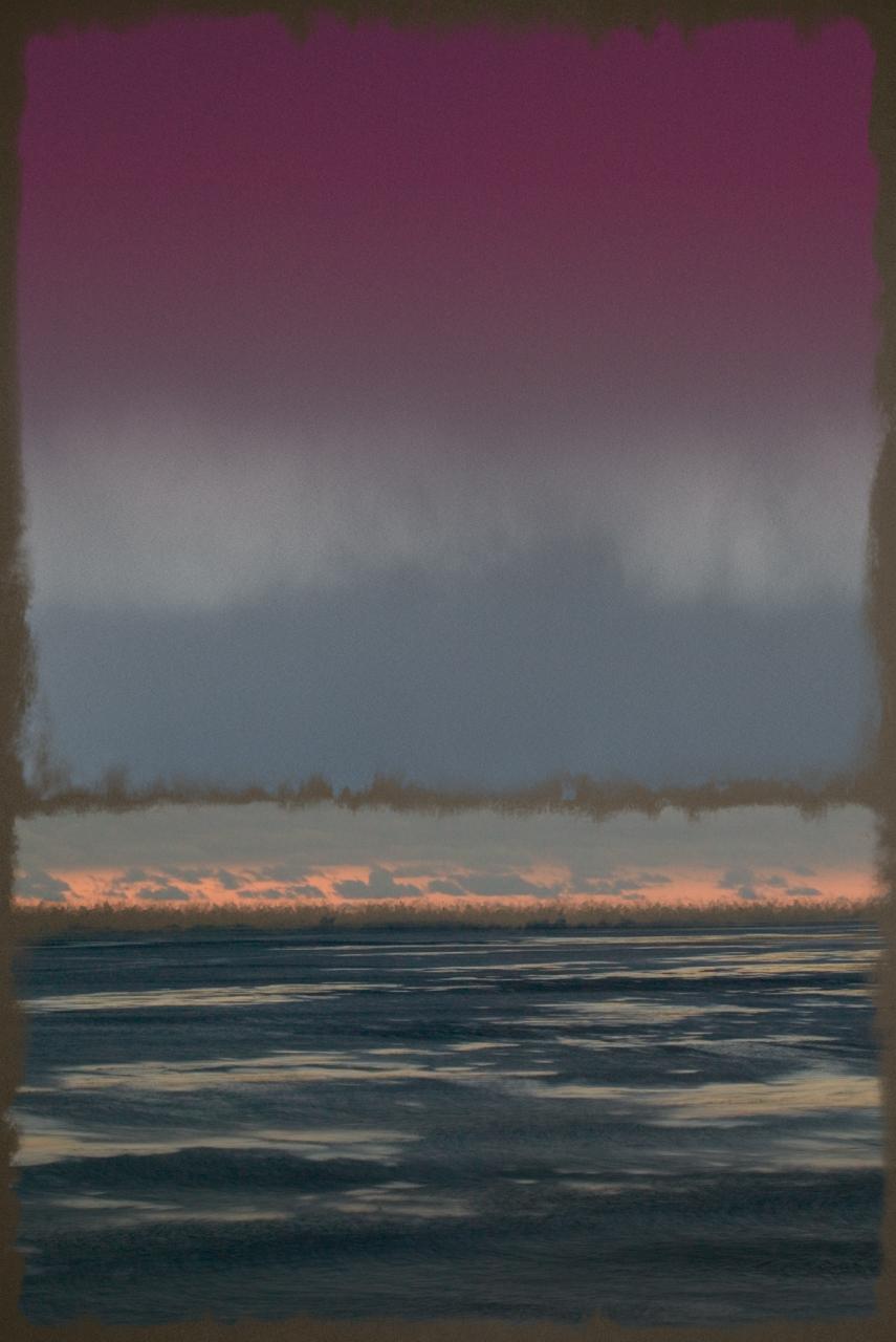 Homage to Rothko 7