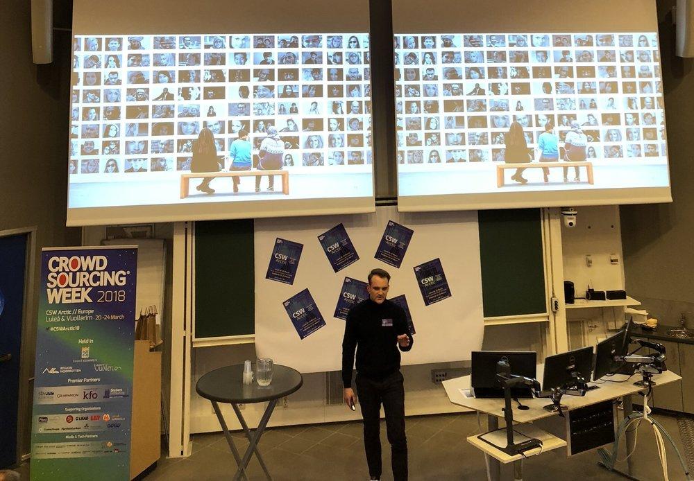 Keynote ... - @Crowdsourcing Week