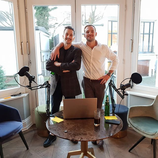 """Our """"Collective Thoughts"""" Podcast is out now! Listen to it on www.collectivebrain.co/culture __________________________________________________ #podcast #cast #collectivebrain #collective #thoughts #business #startup #recording #hamburg #first #episode"""