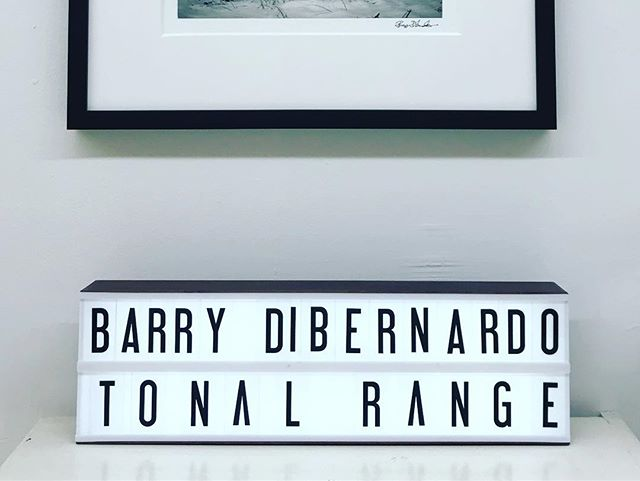 Don't miss tomorrow's opening!! ✨✨ 📷 📸 ✨✨ Come and talk with Barry DiBernardo about his incredible body of work and experience shooting in Yosemite and beyond. The photos are stunning!  Food, drinks 🥂 and amazing art.  6:30-9:30  See you there!! - T O N A L  R A N G E  Barry DiBernardo