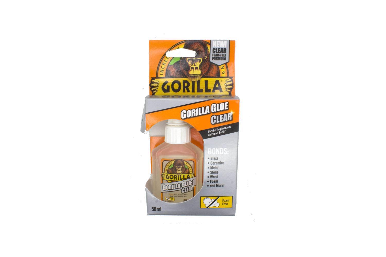Gorilla Glue PU Clear — Barlis of Lincoln - Antique Restoration Supplies