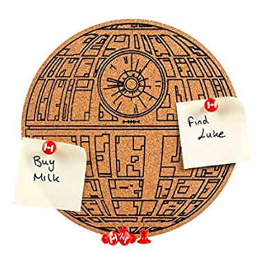 Star Wars Death Star Pinboard