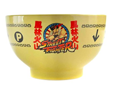 Street Fighter Ryu Bowl