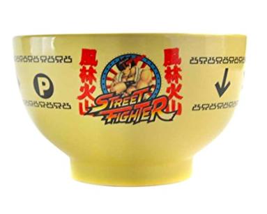 Street Fighter Ryu Bowl