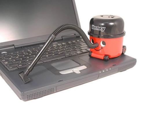 Desktop Henry Vacuum Cleaner