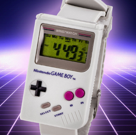 Game Boy Wristwatch