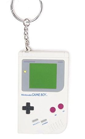 Game Boy Keyring