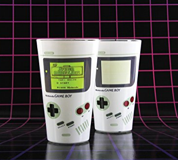 Game Boy Pint Glass