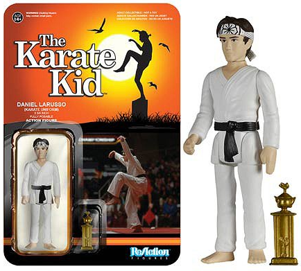 The Karate Kid Action Figure