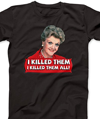 Murder She Wrote T Shirt