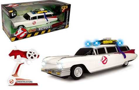 Ghostbusters Radio Control Car