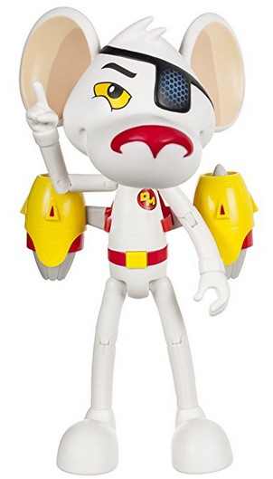 Danger Mouse Toy