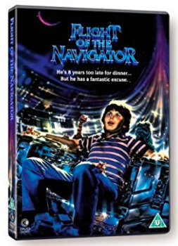 Flight of the Navigator DVD
