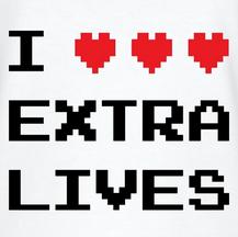 I Heart Extra Lives