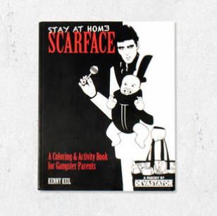 Scarface Activity Book