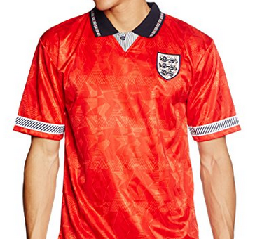 England 1990 World Cup Away