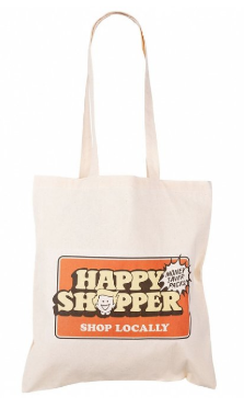 Happy Shopper Bag
