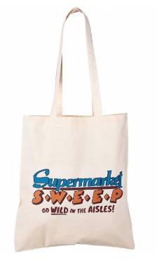 Supermarket Sweep Bag