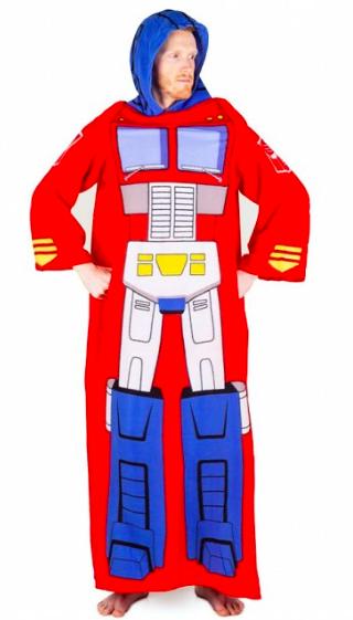 Optimus Prime Slanket