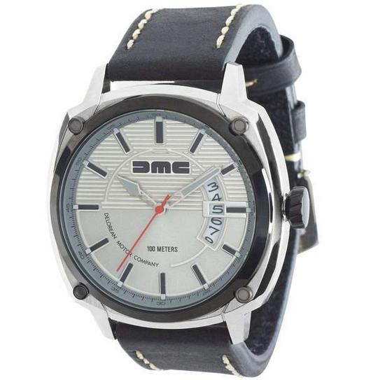 DMC Watch Silver