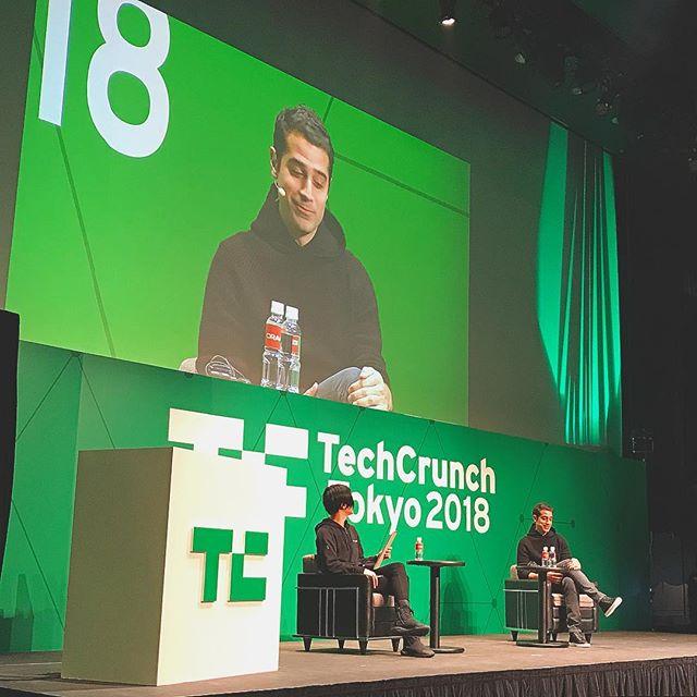 TechCrunch Tokyo行ってきた🔥 Periscopeの人の話聞いたのだけど、買収されて3年経っても、Twitterで働いてるのはいい会社とプロダクトなんだろうな。