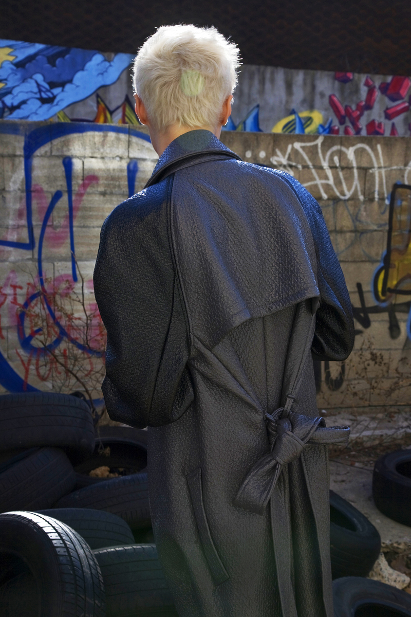 Coat  Landeros