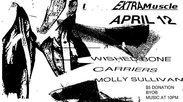 Playing a house show this Thursday with @wishedbone & @mollythebear  @extramuscle69  Come hang out!