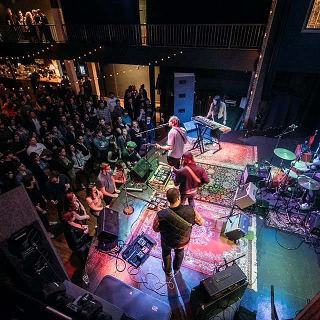 See you this weekend! May 25 @wehavebecomevikings  May 26 @myfountainsquare 📷 @_lanceadkins