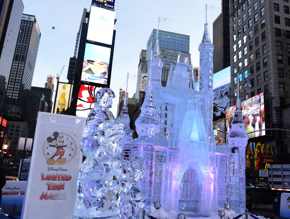 Disney's Limited Time Magic Event -Times Square, NY