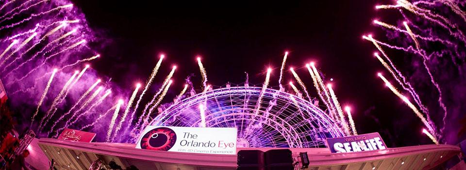 Glickman Productions - I-Drive 360 Grand Opening - Orlando, FL